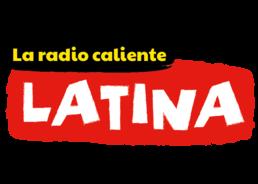 Internetradio-Tipp: Latina-Logo