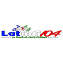 Latina 104 FM-Logo