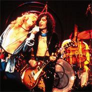 Led Zeppelin sind Rock-Legenden und das nicht zuletzt aufgrund ihrer unglaublich ekstatischen Live-Preformances
