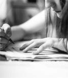 Die Qualität der Rechtschreibung in Schulen nimmt ab. Liegt es an der Lernmethode?