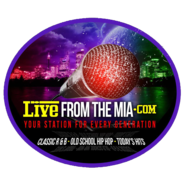 Live from the Mia-Logo
