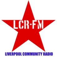 Liverpool Community Radio LCR-Logo