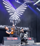 Long Distance Calling kommen zwar aus Münster, doch machen großstädtische Musik