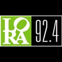 Radio LORA München 92.4-Logo