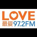 Love 97.2 FM-Logo