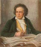 Das Klavierduo leistete einen Beitrag zum Beethoven-Jahr.