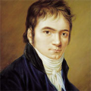 Trotz schwerer Kindheit schuf Beethoven bedeutendes.
