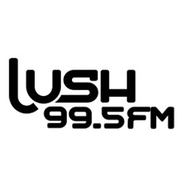 lush 99.5 FM-Logo