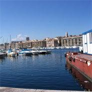 Marseille gilt als Stadt der Passage.