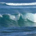 Sich von den Wellen verschlucken lassen und endgültig verschwinden - der Wunsch bei dem Segler wird immer größer