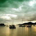 Jakarta droht in den nächsten Jahren im Meer zu versinken