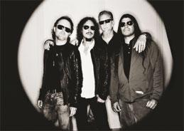 Orphaned Land spielten schon als Vorband zu Metallica.