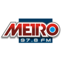 Metro FM 97.8-Logo