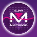 Metropole Radio-Logo