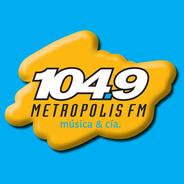 Metrópolis FM 104.9-Logo