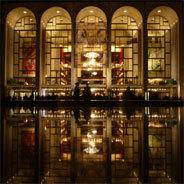 """""""Werther"""" wird in der Metropolitan Opera in New York aufgeführt"""