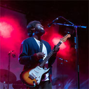 Michael Kiwanuka spielte auch dieses Jahr auf dem Haldern Pop Festival