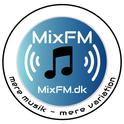 Mix FM 107.5-Logo