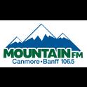 106.5 Mountain FM CHMN-FM-Logo