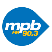 Rádio MPB FM 90.3-Logo