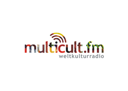 Internetradio-Tipp: multicult.fm-Logo
