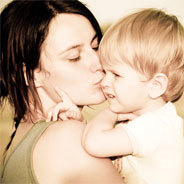 Bei einigen Müttern nimmt das Maß an Fürsorge und Behütung zu große Dimensionen an