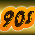 MY 90's RADIO-Logo