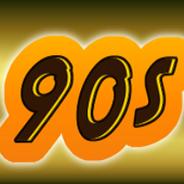 MY 90's RADIO-Logo