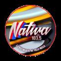 Nativa 103.5 FM-Logo