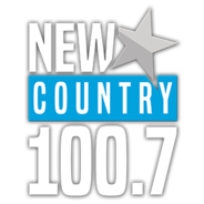 New Country 100.7-Logo