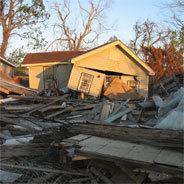 Nach Hurrikan Katrina, wurde Voodoo in New Orleans wieder mehr Beachtung geschenkt