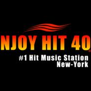 Njoy Hit 40-Logo