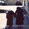 Nonnen ziehen ihre Kraft aus dem gemeinschaftlichen Glauben