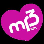 NRK mP3-Logo