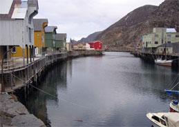 Die Reise durch Norwegen mit musikalischer-literarischer Begleitung