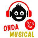 Onda Musical Radio 87.9-Logo