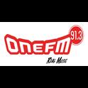 ONE FM 91.3-Logo