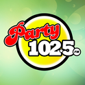 Party 102.5 FM-Logo