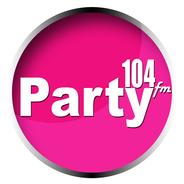 Party FM 104-Logo