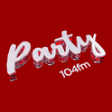Party FM 104-Logo
