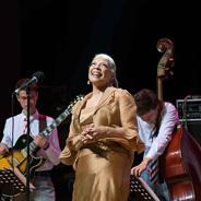 Patti Austin auf den Spuren der Ella Fitzgerald