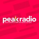 Peak Radio-Logo