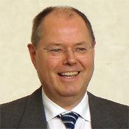 Noch hat er gut lachen: SPD-Kanzlerkandidat Peer Steinbrück