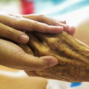 Im Alter braucht man früher oder später Unterstützung.