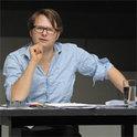 Der Autor und Regisseur des Hörspiels: Philipp Hauß