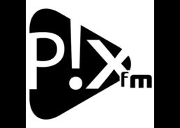 Internetradio-Tipp: PIX FM-Logo