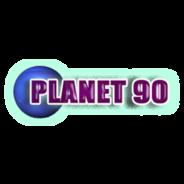 Planet 90-Logo