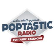 Poptastic Radio-Logo