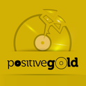 Positive Gold-Logo