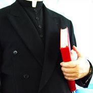 14 Jahre lang war Buck als Pfarrer tätig.